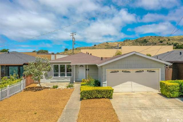 1075 Anza Drive, Pacifica, CA 94044 (MLS #421557852) :: Compass