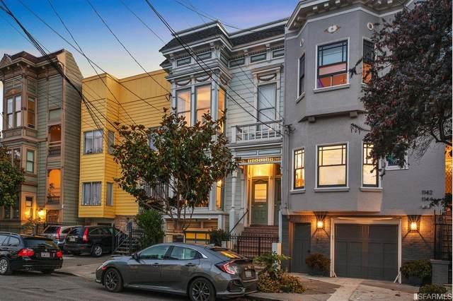 1150 Treat Avenue, San Francisco, CA 94110 (#421542494) :: Corcoran Global Living