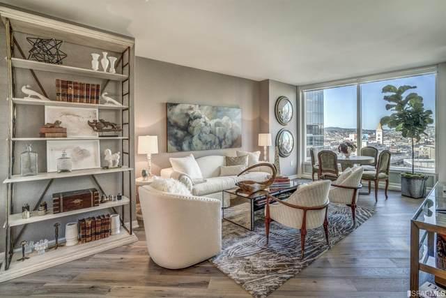 401 Harrison Street 32A, San Francisco, CA 94105 (#421566763) :: Corcoran Global Living