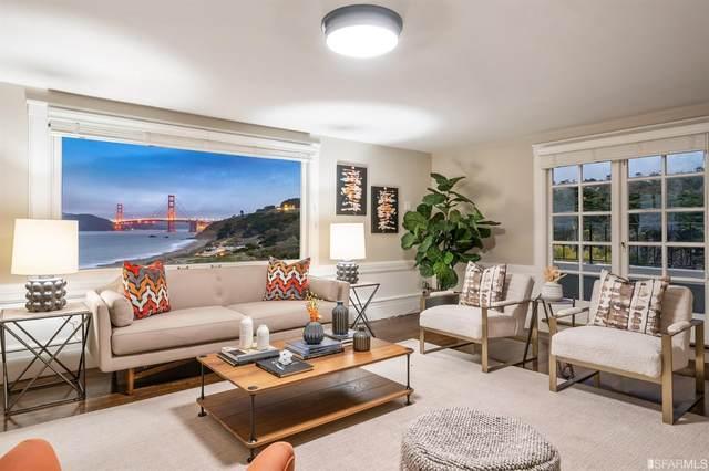 8 Sea Cliff Avenue, San Francisco, CA 94121 (MLS #421566349) :: Compass
