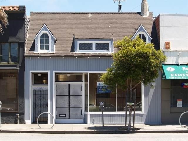 1938 Ocean Avenue, San Francisco, CA 94127 (#421566571) :: The Kulda Real Estate Group