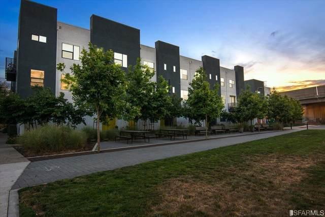 1807 16th Street, Oakland, CA 94607 (#421565459) :: The Kulda Real Estate Group