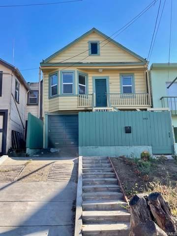 1043 Ingerson Avenue, San Francisco, CA 94124 (MLS #421566508) :: Keller Williams San Francisco