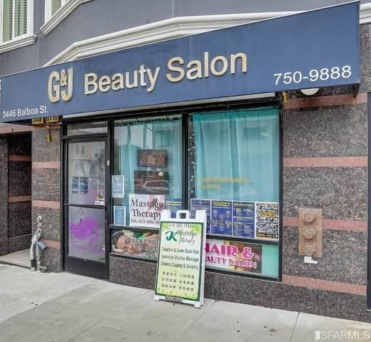 3448 Balboa Street #1, San Francisco, CA 94121 (MLS #421567003) :: Keller Williams San Francisco