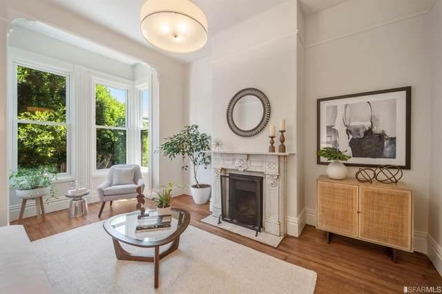 352 Sanchez Street, San Francisco, CA 94114 (#421567128) :: The Kulda Real Estate Group