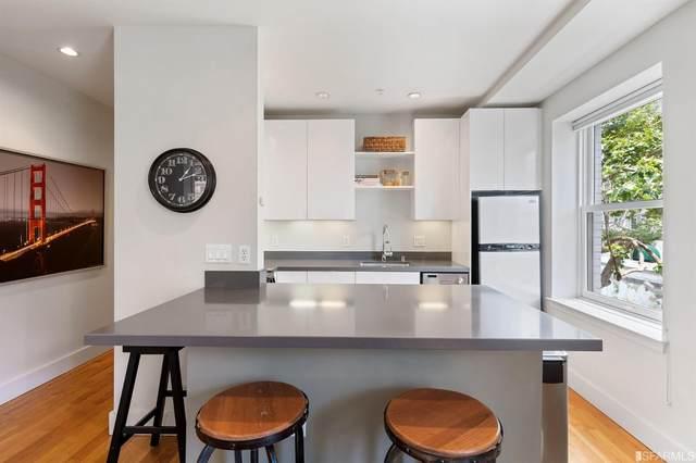 901 Bush Street #301, San Francisco, CA 94109 (#421566900) :: The Kulda Real Estate Group