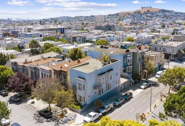 97 Hill Street, San Francisco, CA 94110 (#421567088) :: The Kulda Real Estate Group