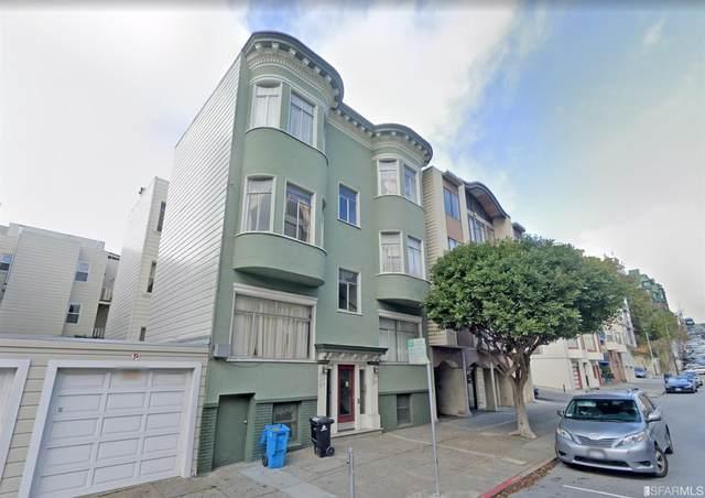 1513 Taylor Street, San Francisco, CA 94133 (#421567351) :: The Kulda Real Estate Group