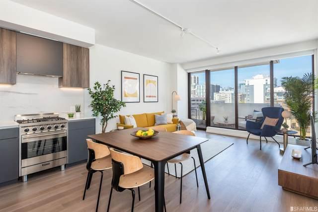 555 Golden Gate Avenue 5H, San Francisco, CA 94102 (#421567325) :: The Kulda Real Estate Group