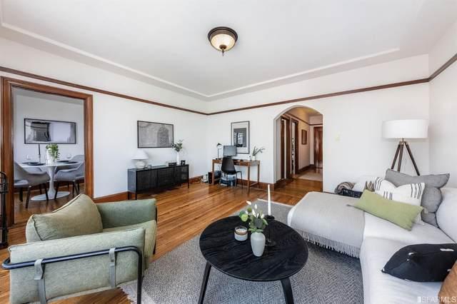 237 Arguello Boulevard #12, San Francisco, CA 94118 (#421567434) :: The Kulda Real Estate Group