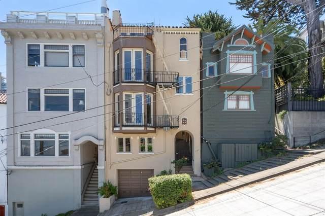 1127 Filbert Street, San Francisco, CA 94109 (#421561706) :: The Kulda Real Estate Group