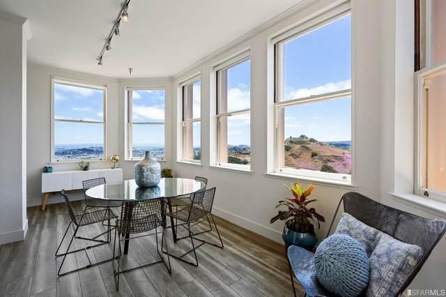 355 Buena Vista Avenue 512W, San Francisco, CA 94117 (#421567379) :: The Kulda Real Estate Group