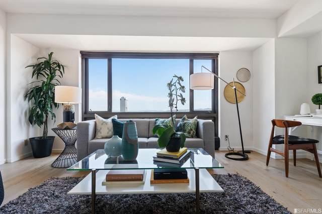 1177 California Street #723, San Francisco, CA 94108 (#421565868) :: The Kulda Real Estate Group