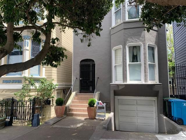 6 Seymour Street, San Francisco, CA 94115 (MLS #421567529) :: Keller Williams San Francisco