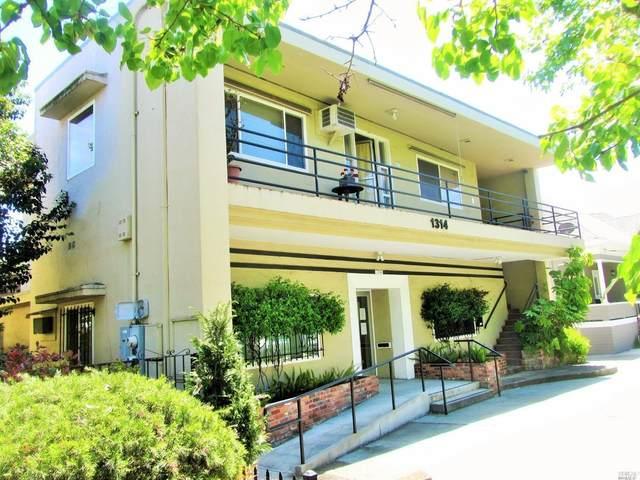 1314 Lincoln Avenue, San Rafael, CA 94901 (#321055475) :: The Kulda Real Estate Group