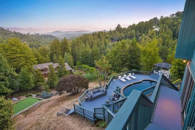 16 Manzanita Place, Mill Valley, CA 94941 (#321047298) :: The Kulda Real Estate Group