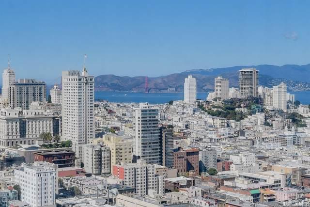 333 Bush Street #4206, San Francisco, CA 94104 (#421566036) :: The Kulda Real Estate Group