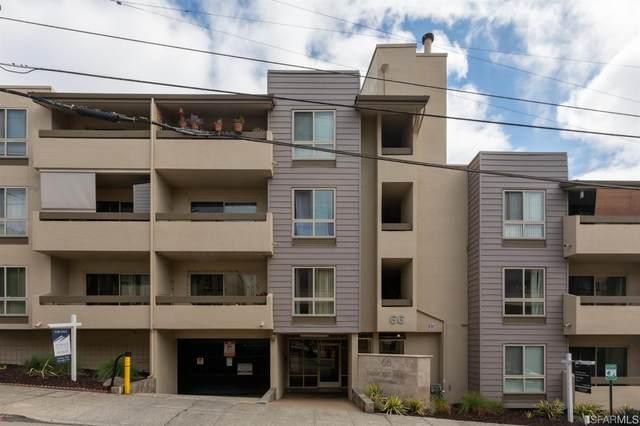 66 Fairmount Avenue #208, Oakland, CA 94611 (MLS #421570142) :: Keller Williams San Francisco