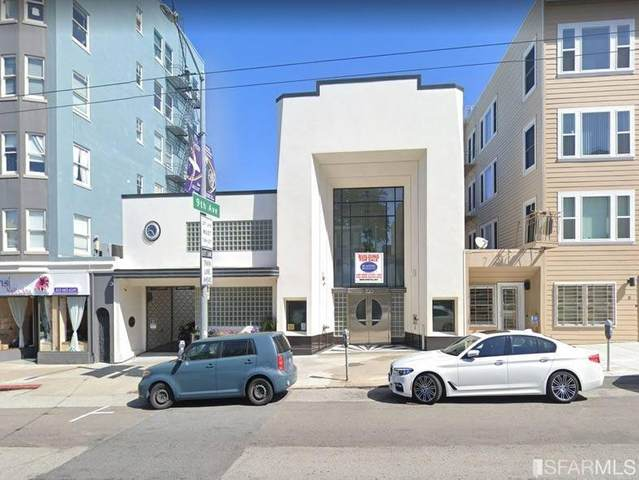 320 Judah Street, San Francisco, CA 94122 (#421570596) :: Corcoran Global Living