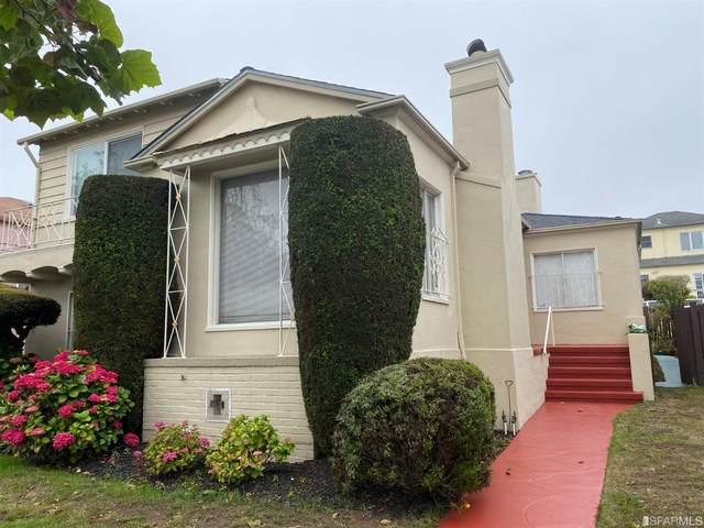 2912 19th Avenue, San Francisco, CA 94132 (MLS #421570635) :: Keller Williams San Francisco