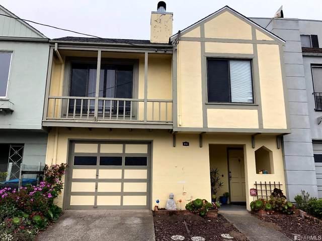 815 Pacheco Street, San Francisco, CA 94116 (MLS #421570586) :: Keller Williams San Francisco