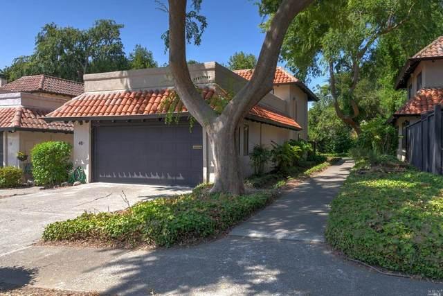 48 Grande Paseo, San Rafael, CA 94903 (#321063921) :: The Kulda Real Estate Group
