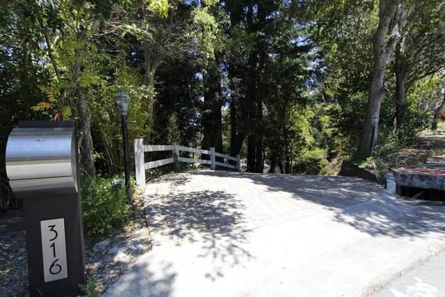 316 Alberta Way, Hillsborough, CA 94010 (MLS #421573392) :: Keller Williams San Francisco