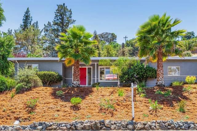 65 Circle Road, San Rafael, CA 94903 (#321056307) :: The Kulda Real Estate Group
