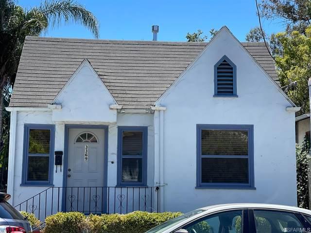 3369 Arkansas Street, Oakland, CA 94602 (#421573767) :: The Kulda Real Estate Group