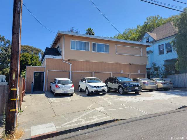 1836 E 25th Street, Oakland, CA 94606 (#421573430) :: Corcoran Global Living