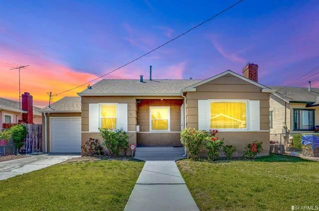 2116 103rd Avenue, Oakland, CA 94603 (#421573973) :: The Kulda Real Estate Group