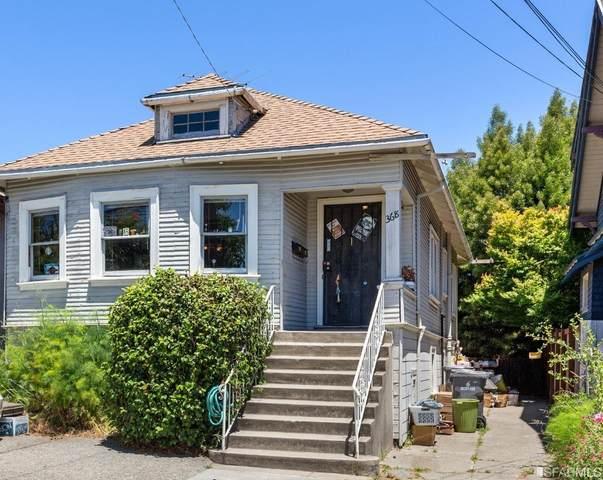 368 Hudson Street, Oakland, CA 94618 (MLS #421570589) :: Keller Williams San Francisco