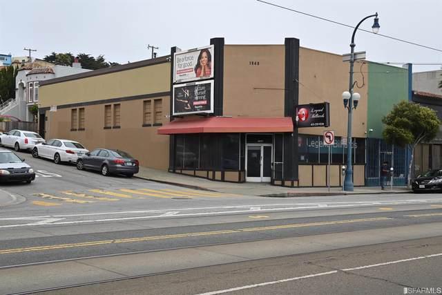 1944 Ocean Avenue, San Francisco, CA 94127 (MLS #421575030) :: Keller Williams San Francisco