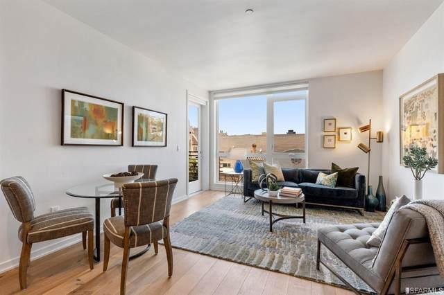200 Linden Avenue #606, South San Francisco, CA 94080 (MLS #421575246) :: Keller Williams San Francisco