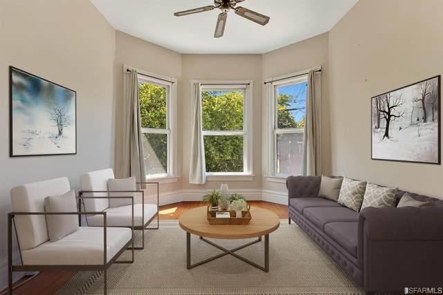 436 37th Street, Oakland, CA 94609 (#421575906) :: The Kulda Real Estate Group