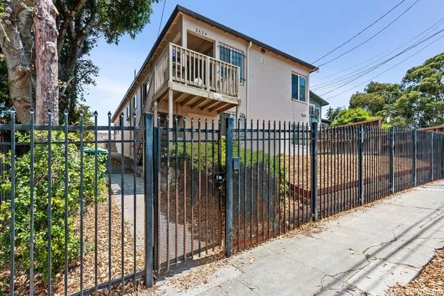 2622 25th Street, Oakland, CA 94601 (#421576066) :: The Kulda Real Estate Group