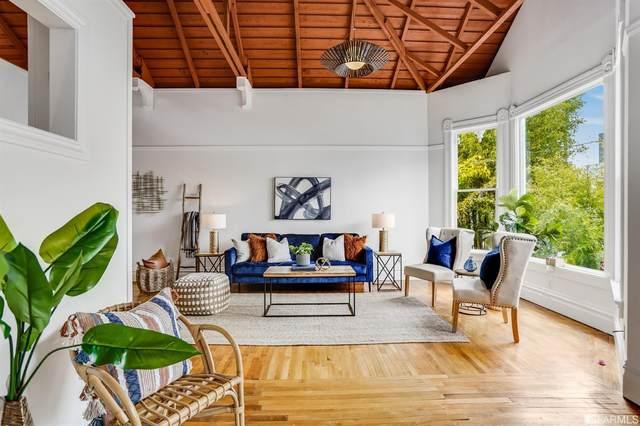 1366 34th Street, Oakland, CA 94608 (#421576467) :: The Kulda Real Estate Group