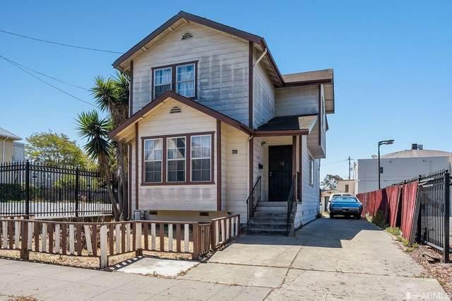 883 37th Street, Oakland, CA 94806 (#421576613) :: The Kulda Real Estate Group