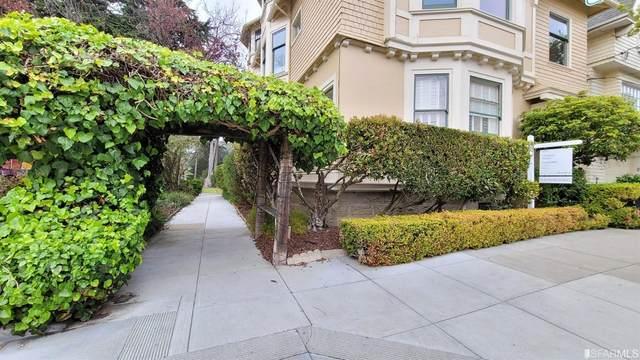 950 Lake Street, San Francisco, CA 94118 (MLS #421576945) :: Keller Williams San Francisco