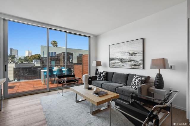 450 Hayes Street Ph3, San Francisco, CA 94102 (MLS #421575019) :: Keller Williams San Francisco