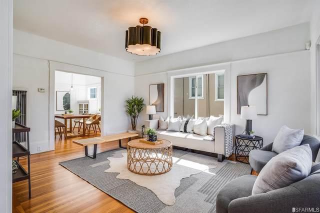 320 51st Street D, Oakland, CA 94609 (#421576200) :: The Kulda Real Estate Group