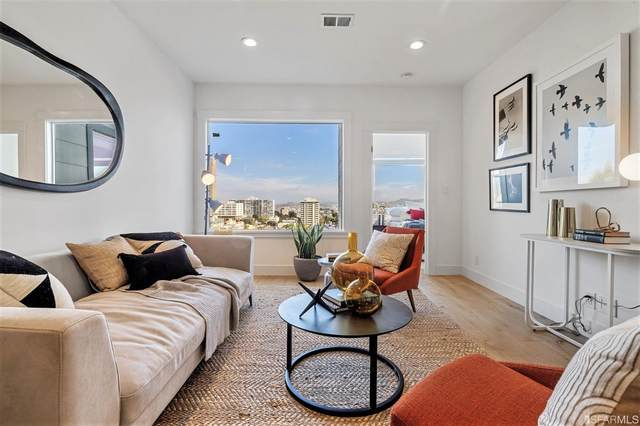2135 California Street #7, San Francisco, CA 94115 (#421576263) :: The Kulda Real Estate Group