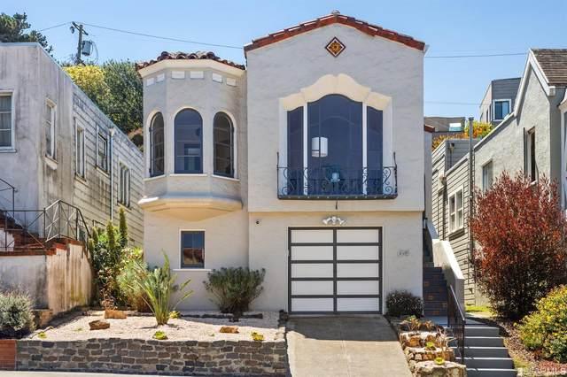 64 Marietta Drive, San Francisco, CA 94127 (MLS #421569670) :: Keller Williams San Francisco