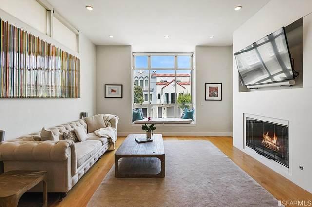 3747 Divisadero Street, San Francisco, CA 94123 (#421576783) :: The Kulda Real Estate Group