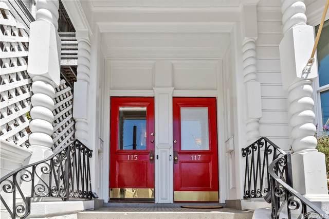 115 Collingwood Street, San Francisco, CA 94114 (MLS #421577103) :: Keller Williams San Francisco