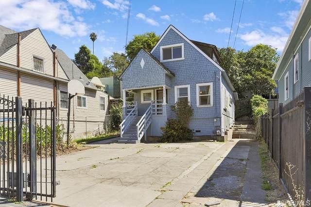 2504 14th Avenue, Oakland, CA 94606 (MLS #421578273) :: Keller Williams San Francisco