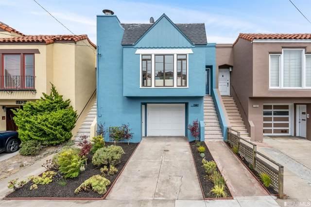 1382 44th Avenue, San Francisco, CA 94122 (MLS #421576080) :: Keller Williams San Francisco
