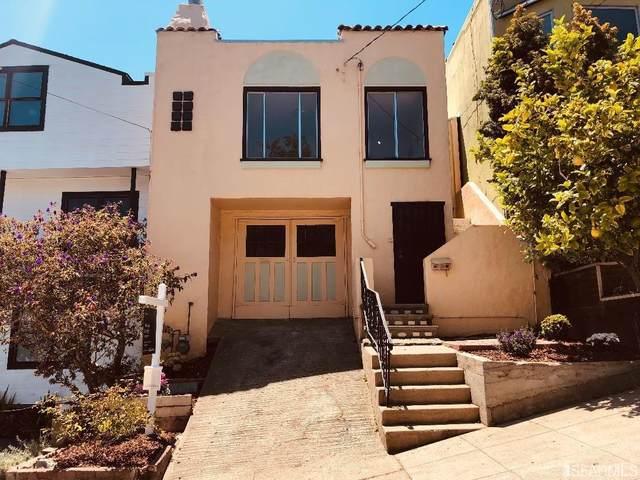1690 York Street, San Francisco, CA 94110 (MLS #421578319) :: Keller Williams San Francisco