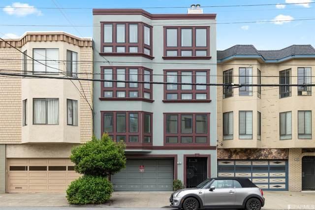 1287 17th Avenue #101, San Francisco, CA 94122 (MLS #421578365) :: Keller Williams San Francisco