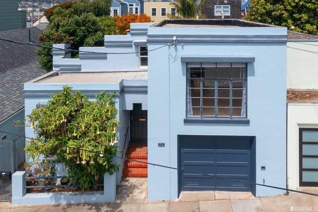 214 Bonview Street, San Francisco, CA 94110 (#421578406) :: The Kulda Real Estate Group